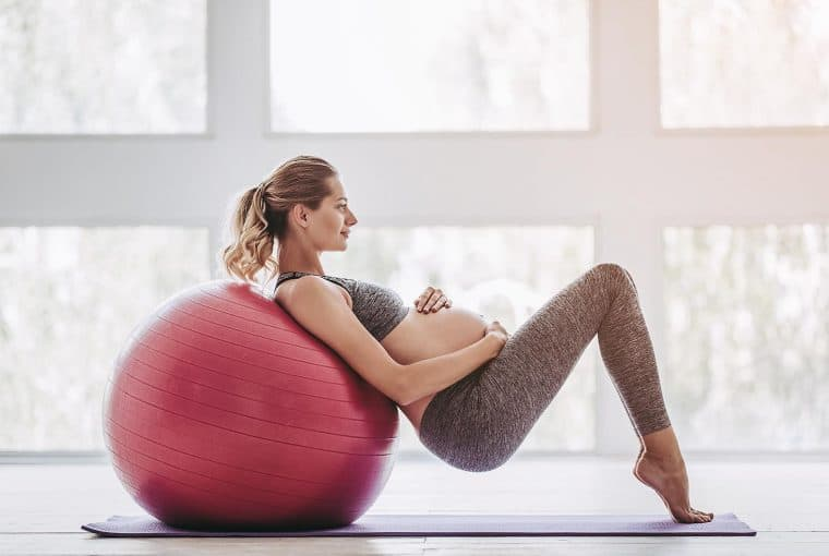 Has it been your goal to stay active during pregnancy but you're just not sure how to go about it? Here's some options to add movement to your daily living.