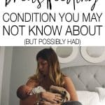 D-MER: THE BREASTFEEDING CONDITION YOU'VE PROBABLY NEVER HEARD OF