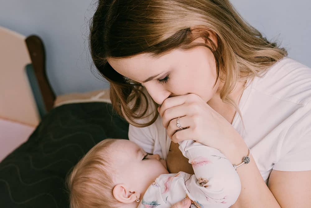 For something that we think is supposed to be natural, you may find yourself asking 'when does breastfeeding get easier?' Here's the short and long answer to a complicated question.