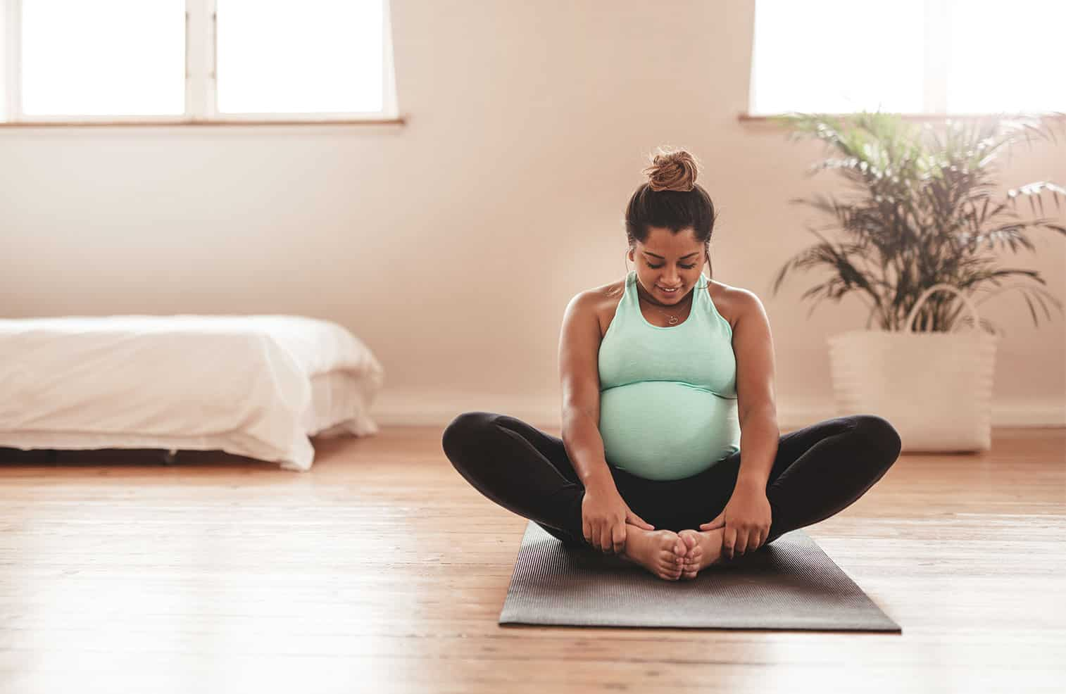 The idea of an easier labour and birth is incredibly appealing - so why not prepare for labour with these easy exercises that will not only make labour and birth easier, but will make you feel good too!