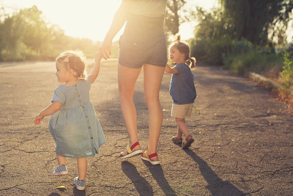 Are you worried about what life is going to be like now you're becoming a mum of two? Here are a few things that surprised me, and might surprise you too! And I promise, it's not as scary as it might seem.